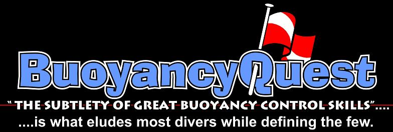 WHO WANTS BETTER BUOYANCY SKILLS?