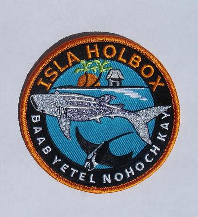 ISLA HOLBOX  PATCH