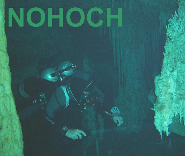 Nohoch Cave Diving